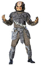 Adult Deluxe Predator Costume Std