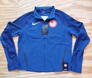 Women's Nike Flex Team USA Running Jacket $250 Retail Size Medium