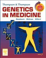Thompson & Thompson Genetics in Medicine: With STUDENT CONSULT Online Access, Ro