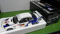 BMW M3 GTR 2001 #42 ELMS MÜLLER 1/18 MINICHAMPS 100012192 voiture miniature coll