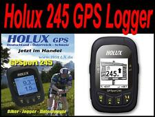 """New Holux GR-245 GR245 GPSport 245 for Bike GPS Data Logger """"Super Sport GPS"""""""