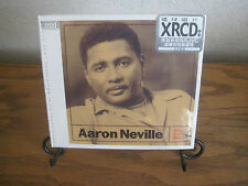 ARRON NEVILLE JAPAN XRCD WARM YOUR HEART TREMENDOUSLY RARE OUT OF PRINT TITLE