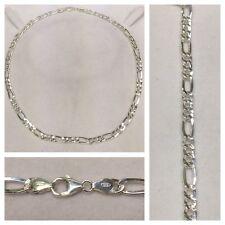 Joli (E) collier gourmette 925 argent chaîne en bijoux