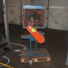 Spring Washer METAL ROLLING MACHINE 1.7kW 3 PHASE ELECTRIC 3.15:1 GearBOX DRIVE
