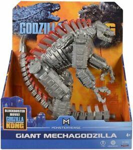 """MECHAGODZILLA MonsterVerse LARGE FIGURE 28cm 11"""" Hollow Earth Godzilla vs Kong"""