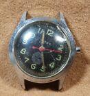 Vintage 1950's Boy Scout Sea Scout Explorer Timex Watch Wristwatch