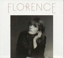 "FLORENCE AND THE MACHINE ""HOW BIG HOW BLUE HOW BEAUTIFUL"" DIGIPACK DELUXE CD"
