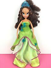 Winx Club Mattel Doll Layla Regal Lights Millenium Lost Kingdom / Poupée (aisha)