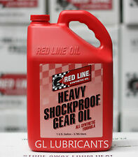 Redline Heavy Shockproof Gear Oil 1-Gallon/3.785Litre