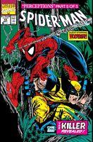 Spiderman issue.10.11.12 marvel Comics 1990