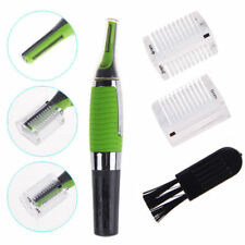 Pro Beard Trimmer Shaver Clipper for Men's Nose Face Eyebrow Hair Mustache Shave