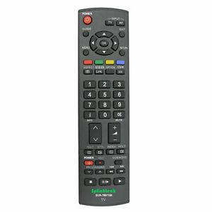 Remote Control For Panasonic Viera TV LCD Plasma Replaces N2QAYB000487 TX-L32X5B