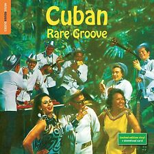 Rough Guide to Cuban Rare Groove by Various Artists NEW SEALED Lmt Ed w/ downloa