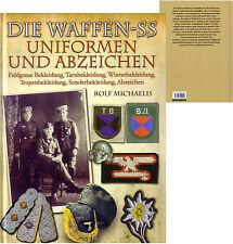 Die Waffen-SS - Uniformen und Abzeichen von Rolf Michaelis (2013, Gebunden)