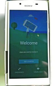 Sony Xperia L1 G3313 - 16GB - White (Unlocked) Android Smartphone