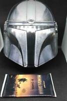 Star Wars Topps Mandalorian Season 1 hobby w/ empty pack tin (no cards) pascal