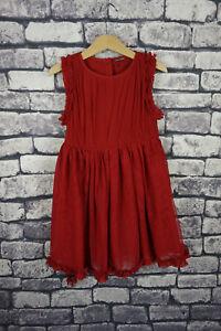 Englandmode ♥ Next ♥ Mädchen ♥ Kleid ♥ gr. 4-5 Jahre ♥ gr. 104 110