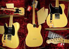 Fender American Vintage'52 Telecaster | butterscotch blonde | lefthand