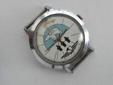 Original Vostok Buran Rare Polar Antarctic Soviet Russian USSR Aviator Watch