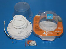 Allied Moulded Lh-Cfl2 Pull Chain Compact 18W Fluorescent Luminaire Fixture Lamp