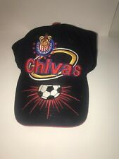 Chivas Snapback Cap Hat  chivas rayadas de Guadalajara Mexico  Adjustable adult