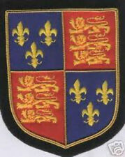Medieval Uk Kingdom Dynasty Hrh Coa Royal King Heraldry Arms Henry English Patch