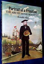 "R Alley ""Portrait of a Primitive; Art of Henri Rousseau"" True FIRST Erratum"