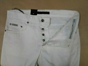 pantalone uomo Calvin Klein W 31 L 34  LINO COTONE ELAST