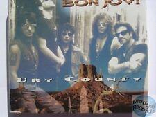 BON JOVI DRY COUNTY german MAXI CD PART 1 digipack