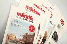 Märklin Insider Club Noticias Generación 2014 Libros de Ejercicios 1-6 Gebr.