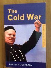 The Cold War by Bradley Lightbody (Paperback, 1999)