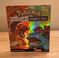 Pokemon Pocket Trainer's Guide - Fire Red / Leaf Green Versions Gameboy Advance