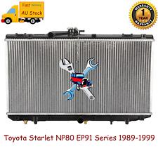 Premium Radiator For Toyota Starlet NP80 EP91 Series 1989-1999 Auto/Manual