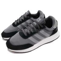 adidas Originals I-5923 W Iniki Runner BOOST Black Grey Women Running D97353