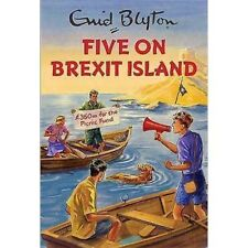 Five on Brexit Island (Enid Blyton for Grown Ups)  -  Audio CDs