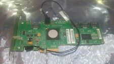 4 Internal SATA-like ports SAS SATA PCI Express 4x LSI SAS3041E-HP 433906-001