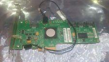 4 Internal SATA-like ports SAS SATA PCI Express 4x LSI SAS3041E-HP 433906-001