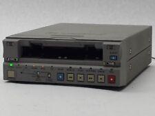 SONY DSR-11 DIGITAL VIDEO VIDEOCASSETTE PLAYER RECORDER DVCAM PAL NTSC PARTS