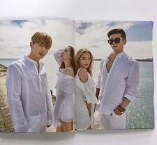 """No Photocard"" KARD - Hola Hola (1st Mini Album) CD + Photobook Kpop"