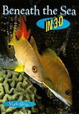 Beneath the Sea in 3-D Blum, Mark Hardcover