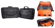 Rockville DJ Carry Case For Mixers/Controllers/CD Players/Laptops+Bonus Gear Bag