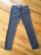 Born To Rule Vera Wang skinny jeans size 9