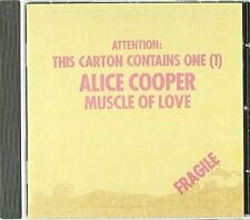 Alice Cooper - Muscle Of Love [CD]
