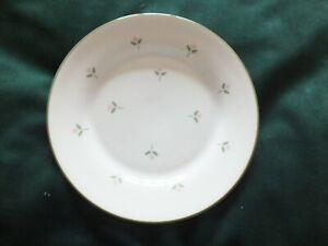 Vintage Laura Ashley Tea Plate - Cottage Sprig