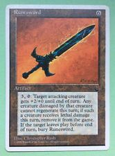MTG CHRONICLES Carte Magic RUNESWORD