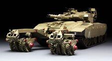 MENG 1/35 ISRAEL MAIN BATTLE TANK MERKAVA Mk.3 BAZ w/NOCHRI DALET MINE ROLLER