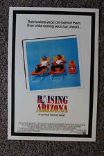 Raising Arizona Lobby Card Movie Poster Nicolas Cage #1___