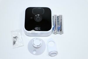 All New Blink 3rd GEN Indoor wireless Security Camera White Add on No Sync Mod