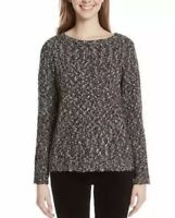 NWT Buffalo David Bitton Ladies Textured Sweater Black Size Medium