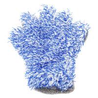Fashion Microfiber Car Window Washing Home Cleaning Cloth Duster Towel Glove WE